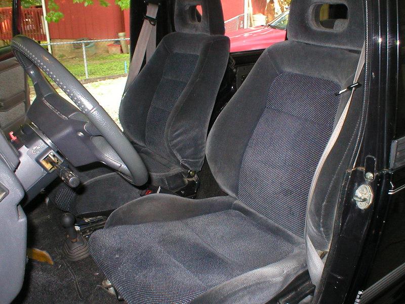 Suzuki Samurai Thread Lets See Em Page Adventure Rider - Acura integra seats